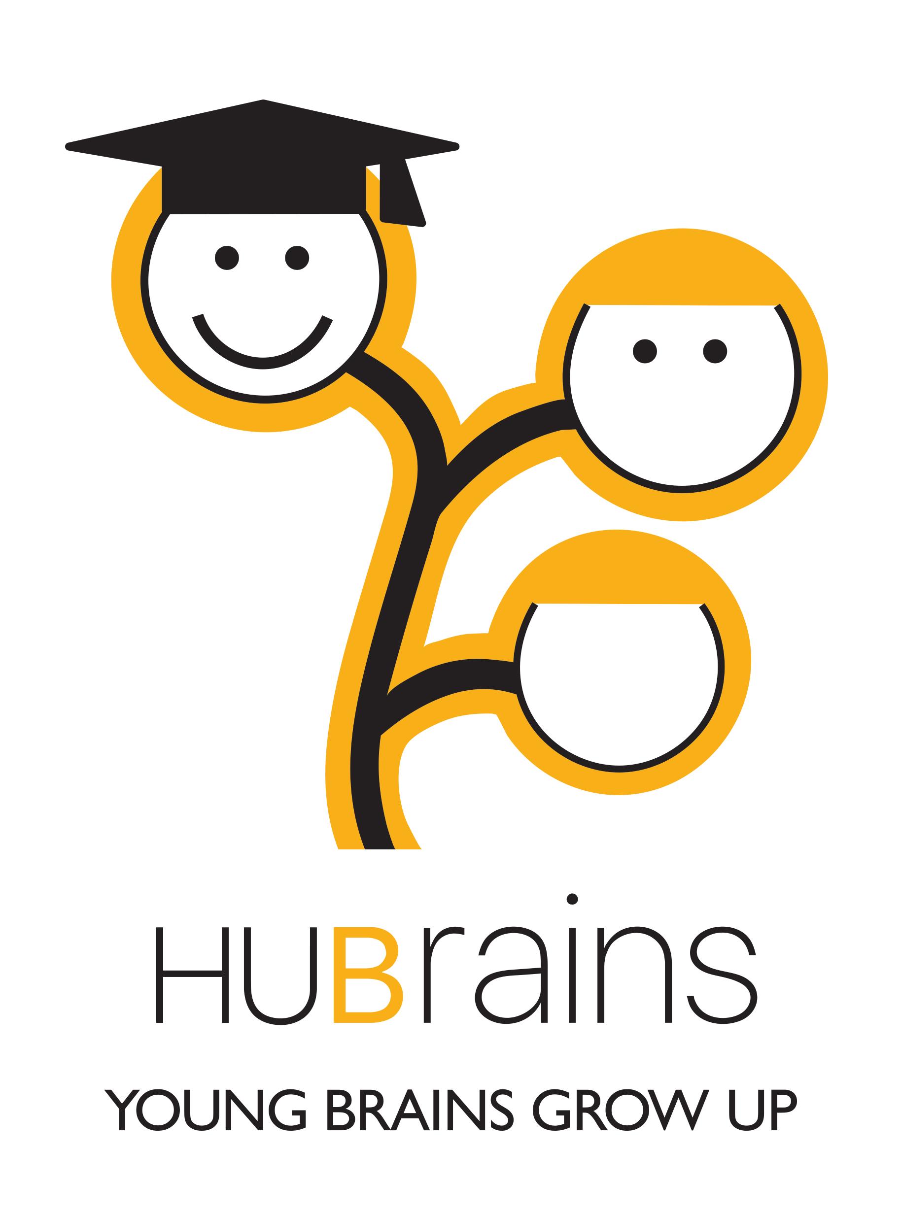 Logo-HUBRAINS